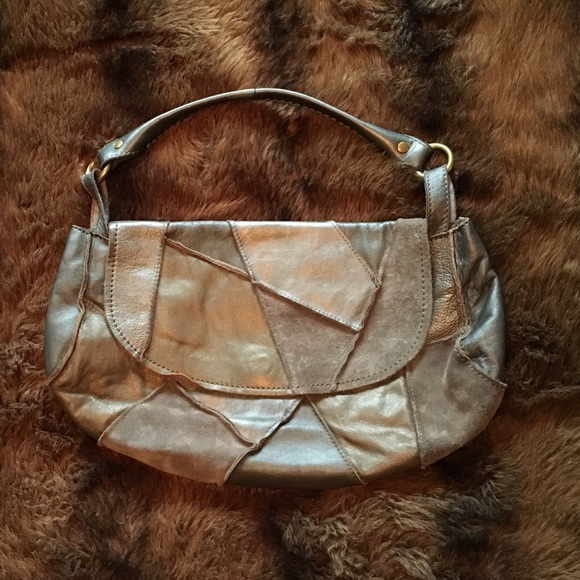 Lucky Brand Handbags - Lucky Brand Genuine Leather Hobo